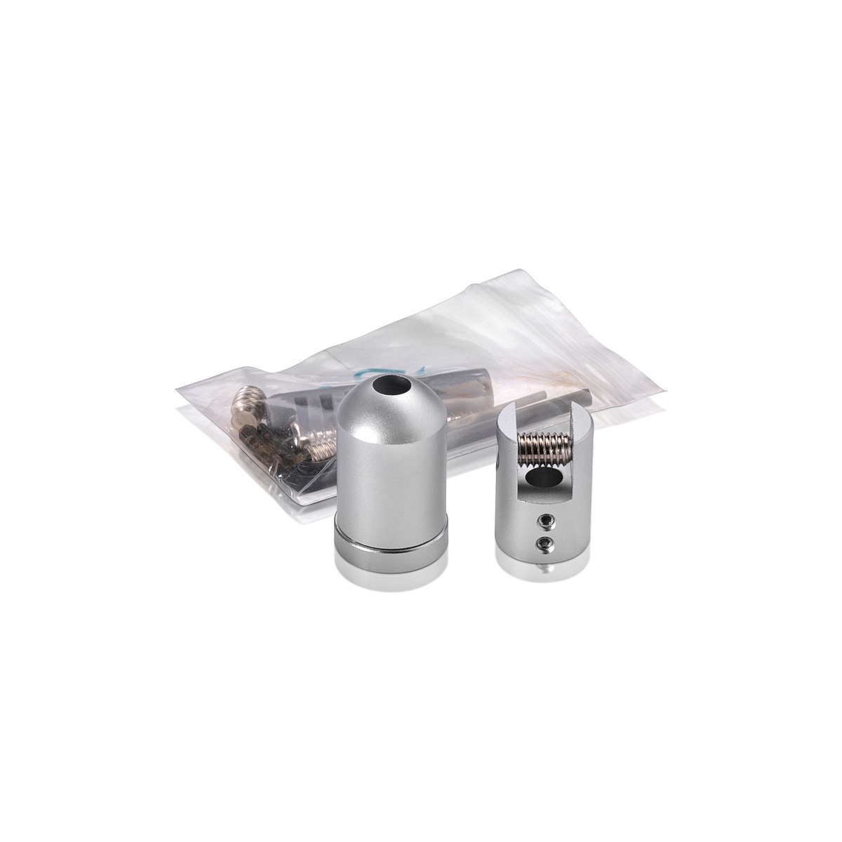 Ceiling Suspended Kit for Rod - Aluminum