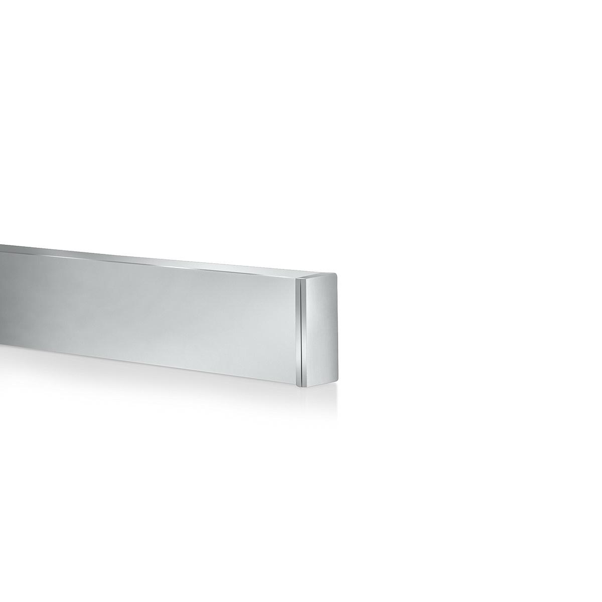 Easy Rail System, Clear Anodized Finish