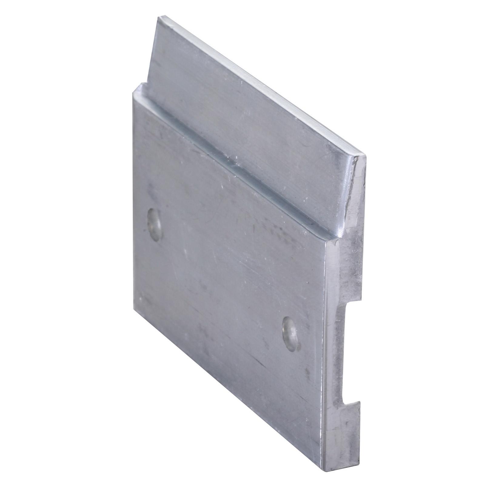 Aluminum Z-Clip 2 1/2'' Medium to Heavy Duty