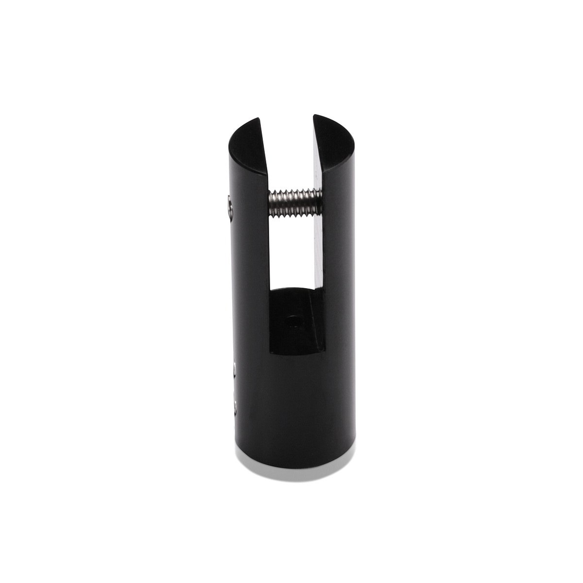 Aluminum Hanging Fork Black Anodized Finish (Holds Panel up to 1/4'' Thick)