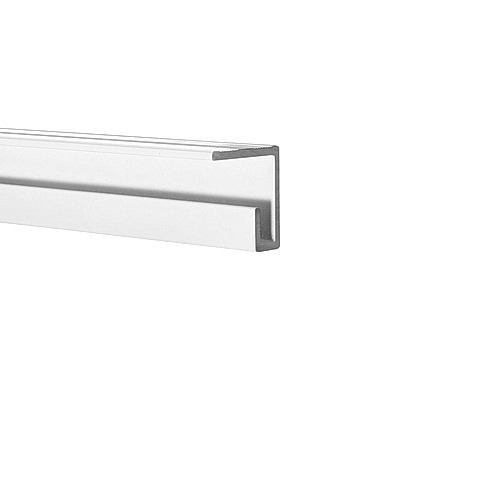 Ceiling Rail System, White Painted Finish